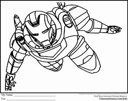 Coloring Pages Superheroes