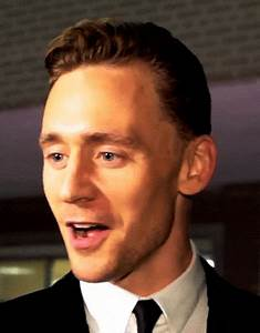 Tom Hiddleston's Smile Is Everything