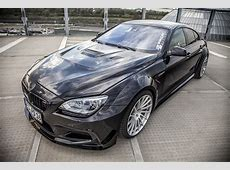Prior Design PD6XX based on BMW 6Series Gran Coupe