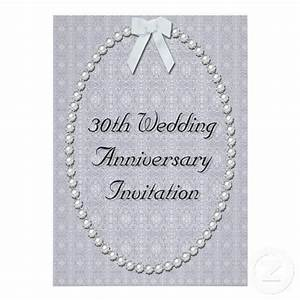 25 best images about 30th anniversary ideas on pinterest With 30th wedding anniversary color