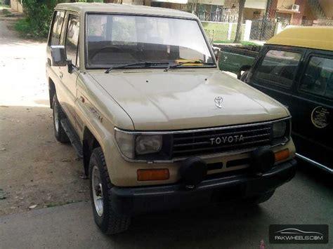 toyota land cruiser 1992 for sale in islamabad pakwheels
