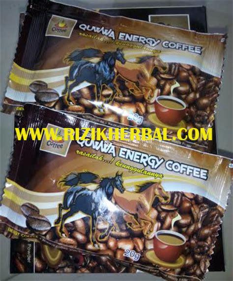 kopi quwwa energy coffee toko online terpercaya aman dan