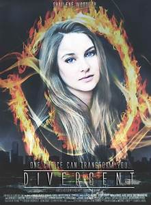 """Shailene Woodley as Beatrice """"Tris"""" Prior in Divergent ..."""