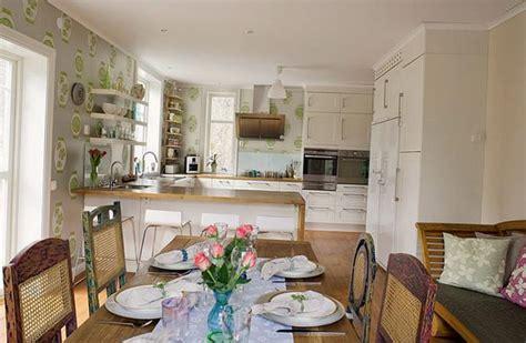 white kitchen cabinets  modern wallpaper ideas
