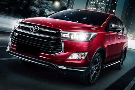 Toyota Innova Crysta 2018 Price, Specs, Interior, Mileage