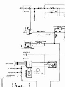 I Need The Ecu Wiring Diagram For 1985 Automatic Toyota
