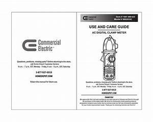 Commercial Electric Cm