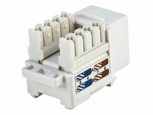 Monoprice 5384 Cat6 Punch Down Keystone Jack