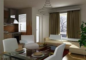 How, To, Furnish, A, Combined, Living, Room, And, Dining, Room
