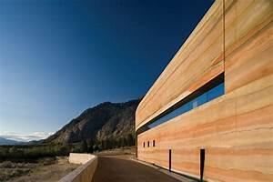 Mur En Pisé : mud and rammed earth structures coolearth architecture inc ~ Melissatoandfro.com Idées de Décoration