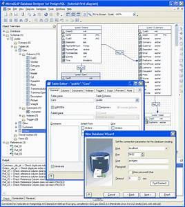 Microolap Database Designer For Postgresql V1 1 2 Shareware Download