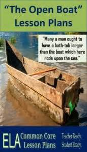 The Open Boat Summary by Quot The Open Boat Quot Lesson Plans Summary And Analysis Ela