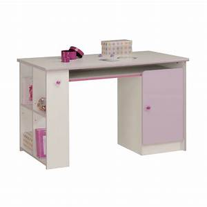 Bureau But Blanc : bureau petite fille blanc ~ Teatrodelosmanantiales.com Idées de Décoration