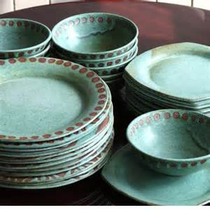 ceramic platters dinnerware sets from mangum pottery in weaverville nc