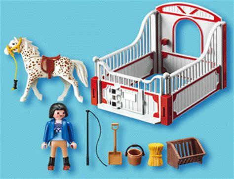Playmobil Country 5107 Cavalo Knabstrupper Com Box