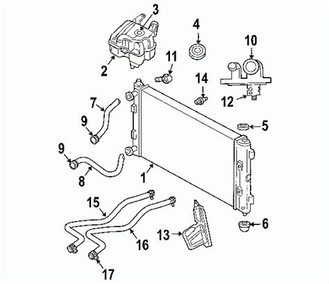 Chrysler Sebring Engine Diagram Automotive Parts