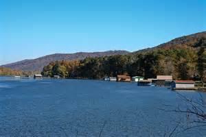 Tennessee River Scottsboro Alabama