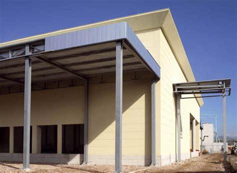 piccoli capannoni prefabbricati prefabbricati industriali in toscana