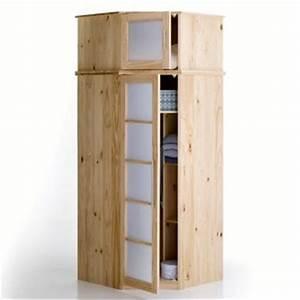 Armoire Angle Ikea : armoire d 39 angle pin bolton acheter ce produit au meilleur prix ~ Teatrodelosmanantiales.com Idées de Décoration