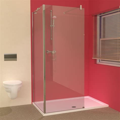 tray  walk  shower panels enclosure