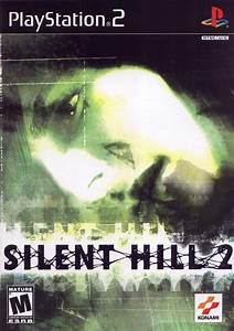 Silent Hill 2 (2001) PlayStation 2 box cover art - MobyGames