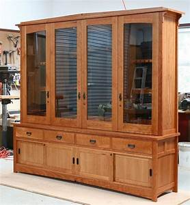 Hand Made Tally Gun Cabinet by White Wind Woodworking