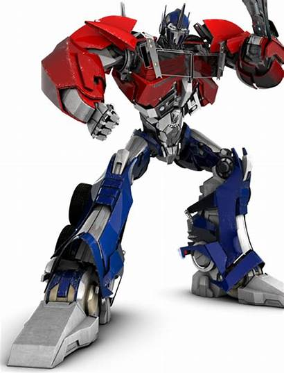 Transformers Prime Characters Transformer Character Optimus Clipart