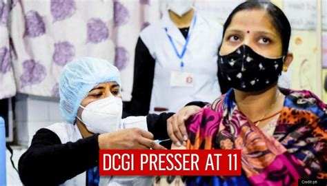 India to get Covid Vaccine today? DCGI presser after ...