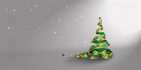 Green Christmas Tree Backgrounds  Happy Holidays