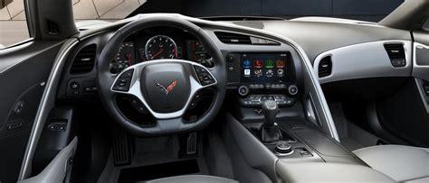 corvette stingray interior what does the future hold for the 2017 chevrolet corvette