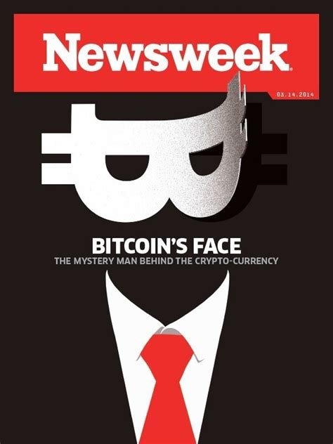 A distributed, worldwide, decentralized digital money. 'Newsweek' Says It Found Bitcoin's Founder: 4 Things To Know : All Tech Considered : NPR