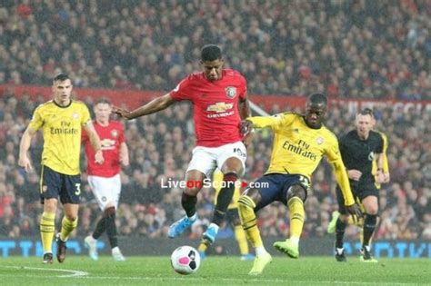 Manchester Utd vs Arsenal Preview and Prediction Live ...