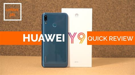 huawei   unboxing quick review youtube