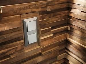 Mur En Bois Intérieur Decoratif : waldkante rev tement mural d coratif panneaux de bois de team 7 architonic ~ Teatrodelosmanantiales.com Idées de Décoration