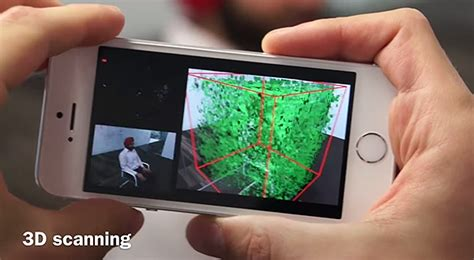 microsoft s mobilefusion app can turn your iphone into a 3d scanner redmond pie