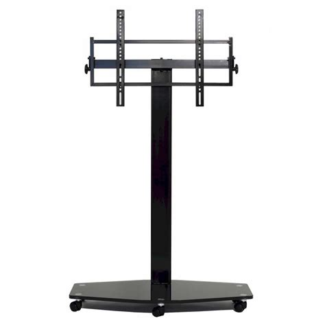 tv stand 80 inch transdeco 80 inch tv floor pedestal mounting system with