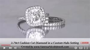 cushion cut diamond engagement rings 3 important tips With wedding band then engagement ring