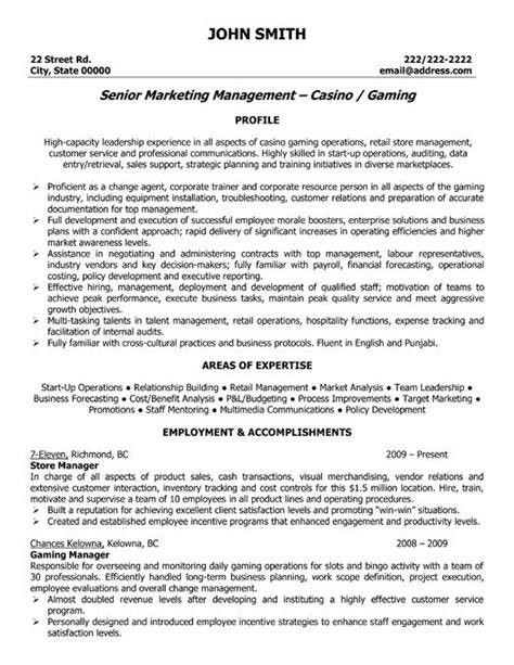 Project Management Professional Resume Sle by Pin By Resumetemplates101 On Management Resume