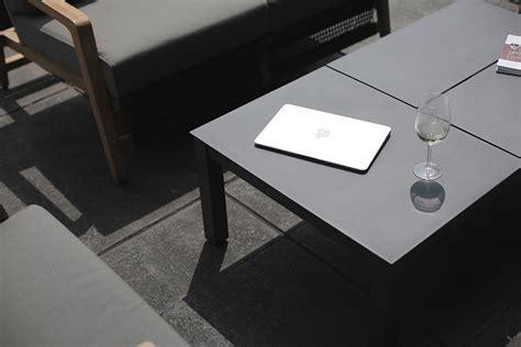 nashville rect adjustable coffee table universal