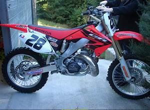 Honda 250 Cr : 2004 honda cr250f moto zombdrive com ~ Dallasstarsshop.com Idées de Décoration