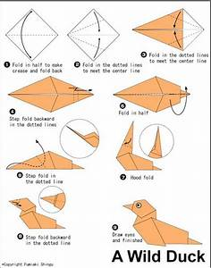 Origami Animal Instructions Best 25 Easy Origami Animals