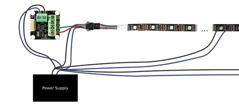 wiring rgb led light rgb light boxes elsavadorla