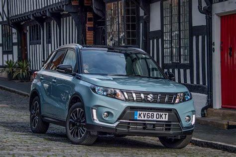 Suv Price by 2019 Suzuki Vitara Suv Prices Revealed Gets Plenty Of New
