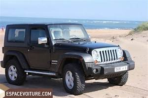 Prix Jeep : jeep wrangler occasion casablanca diesel prix 250 000 dhs r f caa9750 ~ Gottalentnigeria.com Avis de Voitures