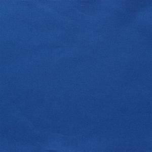 Bleu De Klein : tissu en coton uni bleu de klein ~ Melissatoandfro.com Idées de Décoration