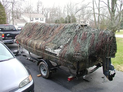 Avery Duck Boat Blind Plans by Avery Killerweed Boat Blind Kit Refuge Forums