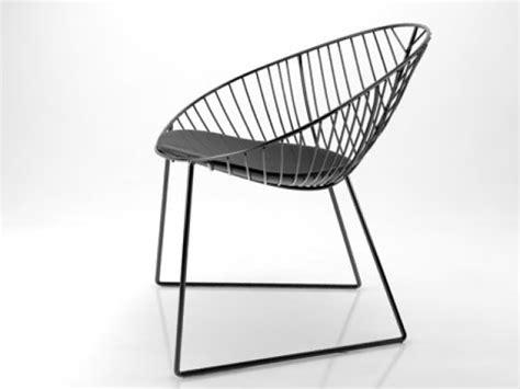 leaf lounge 1803 3d model arper