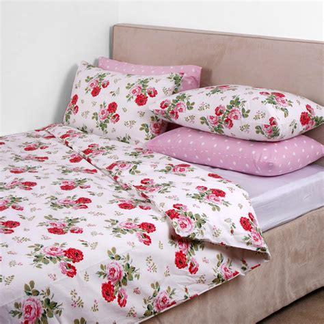 Buy Cath Kidston Antique Rose Bouquet Pillowcase Amara