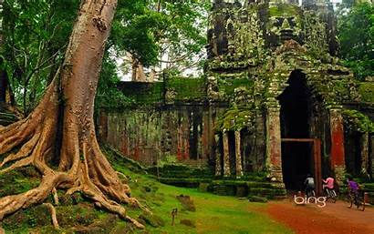 Bing Cambodia Wallpapers Backgrounds Scenery Tours Microsoft