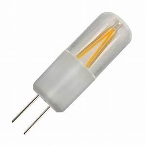 Ampoule G4 Led : ampoule g4 filament led 2 watts ~ Edinachiropracticcenter.com Idées de Décoration